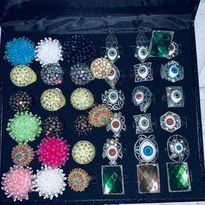 Jewelry - Assorted fashion Rings